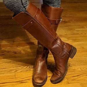 Gorgeous Riding Boots Vibram sole